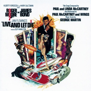 LIVE AND LET DIE sung by Paul McCartney and Wings