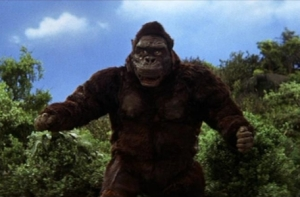 Kong to the rescue in KING KONG ESCAPES.