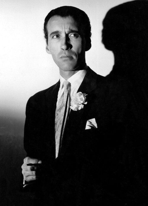 christopher lee 1950s