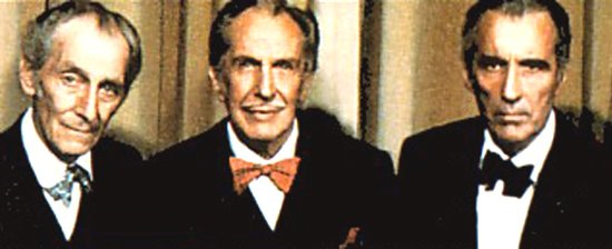 petercushing_vincentprice_christopherlee friends