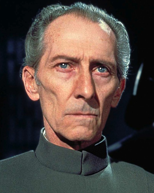 Peter Cushing - Tarkin