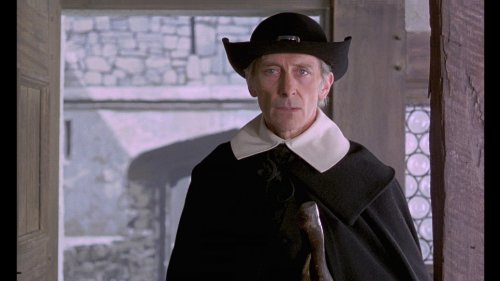 peter cushing - twins of evil