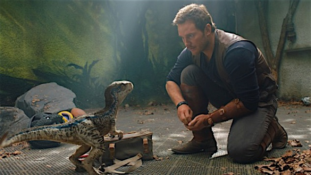 Jurassic-world-fallen kingdom - chris pratt