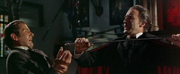 francis matthews christopher lee dracula prince of darkness